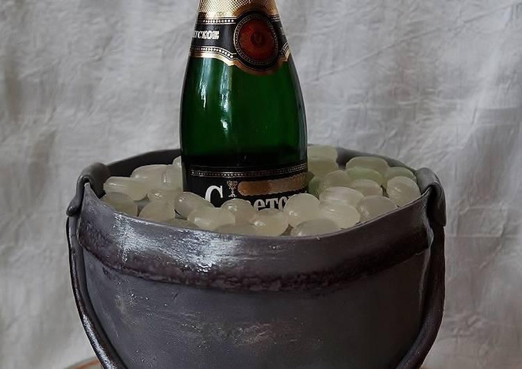 """Торт """"Шампанское со льдом"""""""