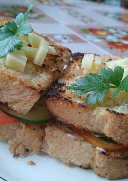 Вкуснющие бутерброды