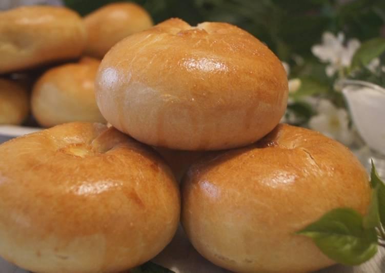 Пирожки слоистые с картошкой (Кныш). Очень Просто и Необыкновенно Вкусно