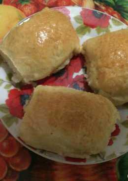 Дрожжевые пирожки на кефире (очень вкусное тесто)