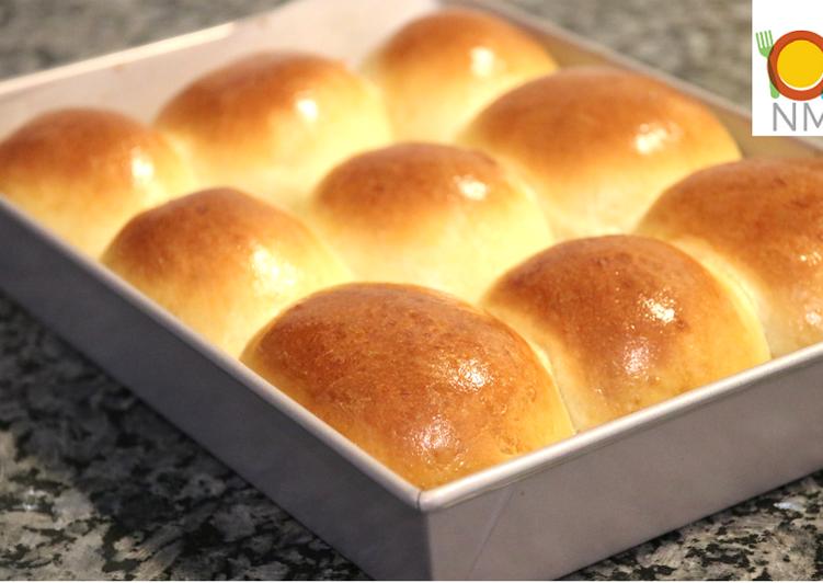 Рецепт легкий булочки