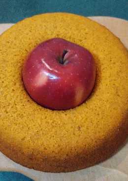 Яблочный бисквит 🍎