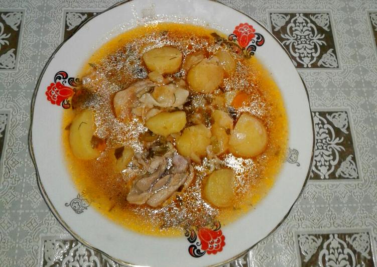 куриный соус рецепт