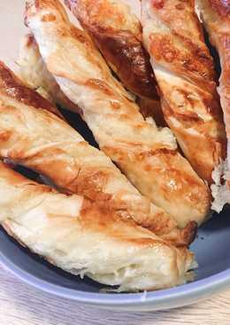 Сырные палочки. Быстрый и вкусный рецепт