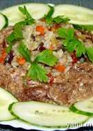 Рис по-болгарски с куриной печенью (2 в 1) в скороварке