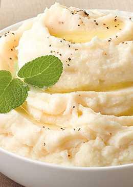 12 правил настоящего картофельного пюре