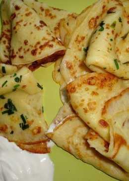 Тонкие и безумно вкусные картофельные блины