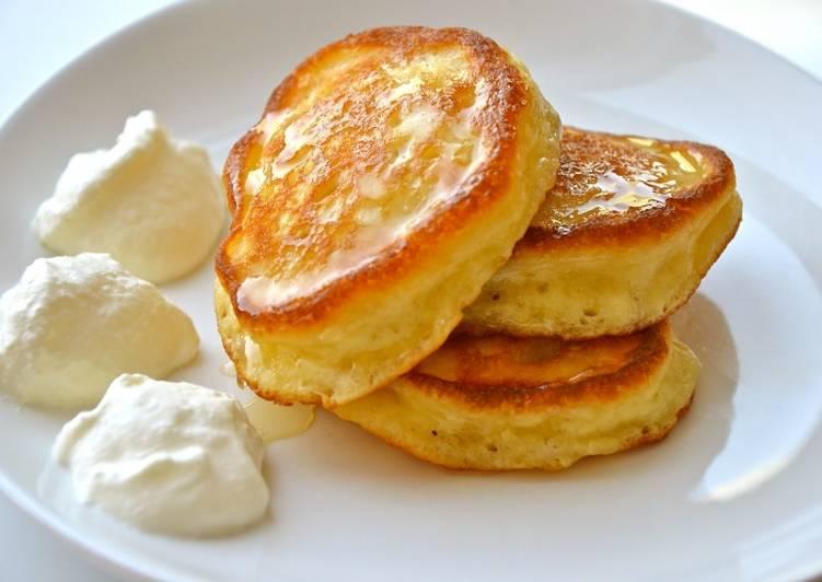 Как сделать тесто на оладьи на молоке фото 44