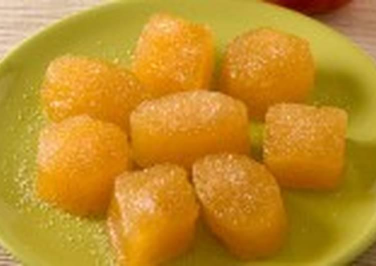 Варенье яблочное по-болгарски