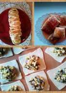 Пироги с курицей и картошкой #пп