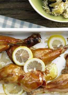 Куриные окорочка в духовке с корочкой. Маринад для куриных окорочков
