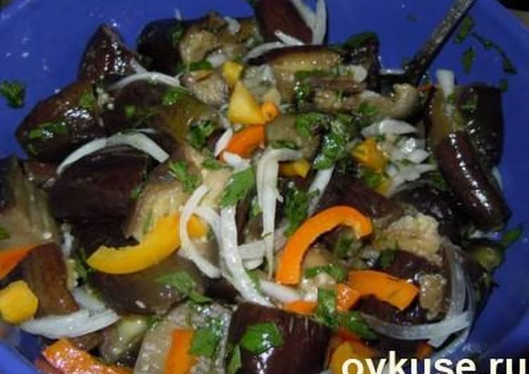 Очень вкусный салат, который я рекомендую вам попробовать приготовить.