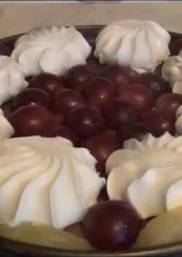 Быстрый торт - простой домашний торт без выпечки из зефира с ананасами