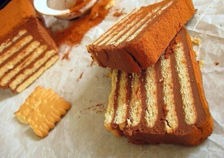 рецепт крема для торта из печенья