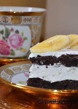 Шоколадное пирожное с суфле