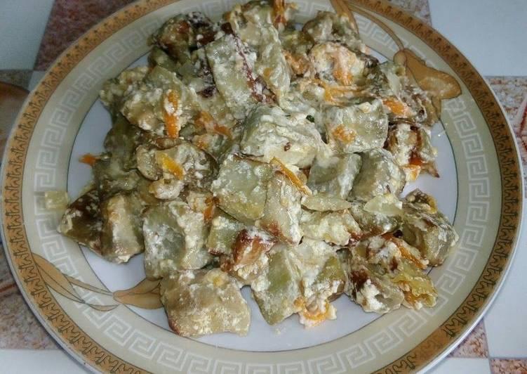 Баклажаны как грибы(рецепт с фото)