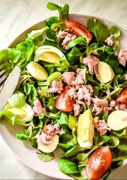 Легкий салат #кулинарныймарафон