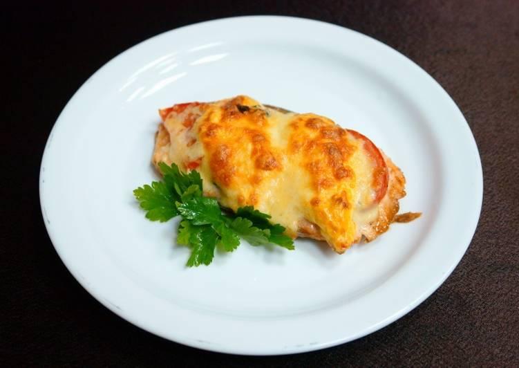 Филе рыбы в духовке - рецепт с фото