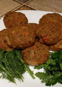 Рубленый бифштекс из соевого мяса