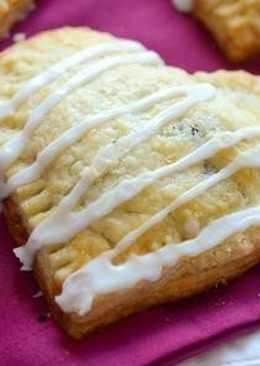 Слоеные булочки с нутеллой для любимых