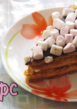 Торт СНИКЕРС. Вкуснейший ореховый десерт