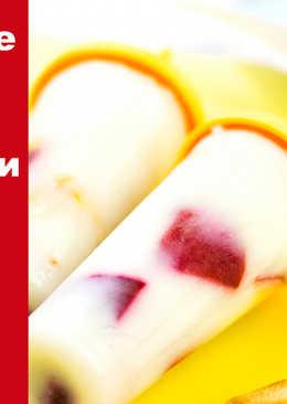 Мороженое из творога и сгущенки / вкусное мороженое