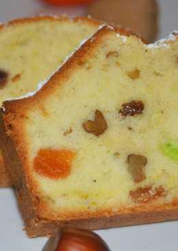 Невероятно вкусный, нежный, ароматный кекс!