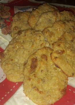ПП творожные печеньки на завтрак