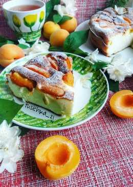 Запеканка с абрикосами#чемпионатмира#франция