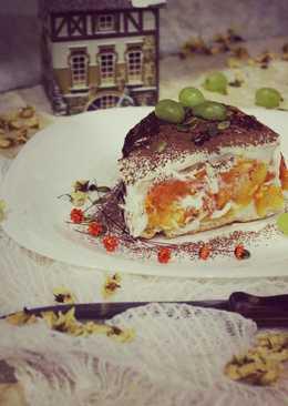 Печенье творожное «ракушка»