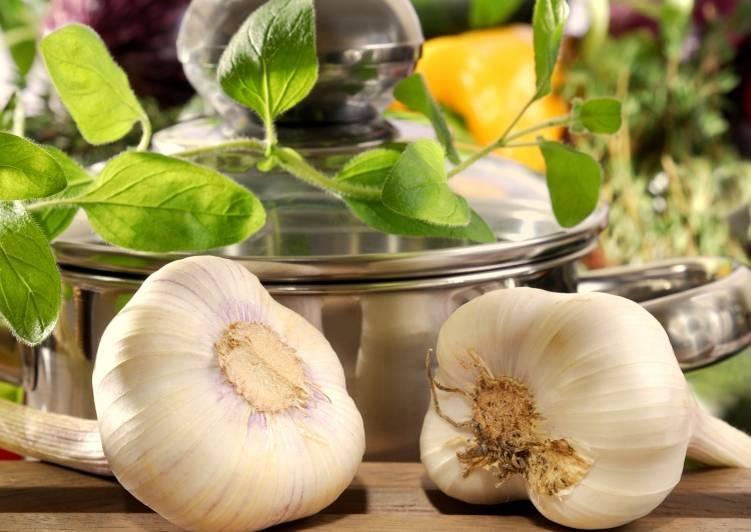 Рецепты маринованного чеснока головками 209
