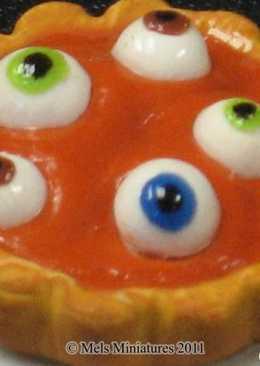 Тыквенный пирог к Хэллоуину