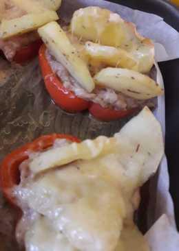 Картошка на перце