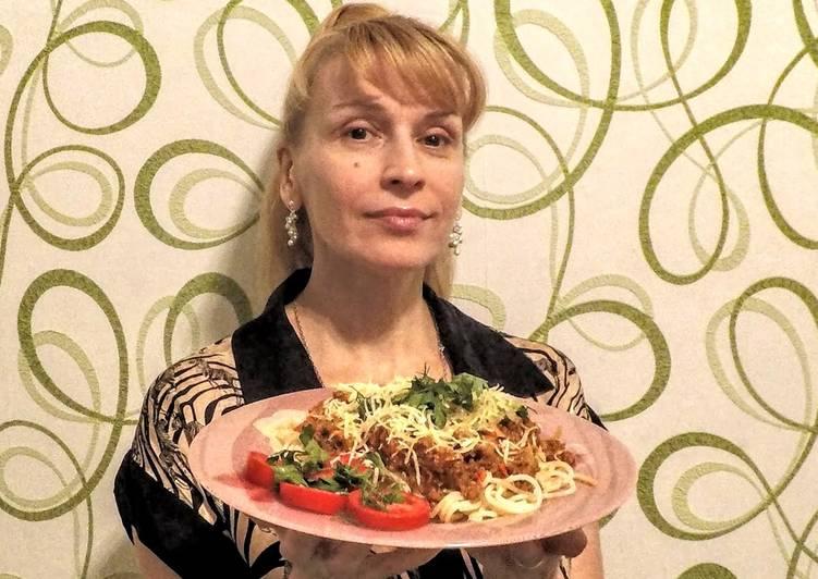 Спагетти болоньезе принцип правильного приготовления мясного соуса