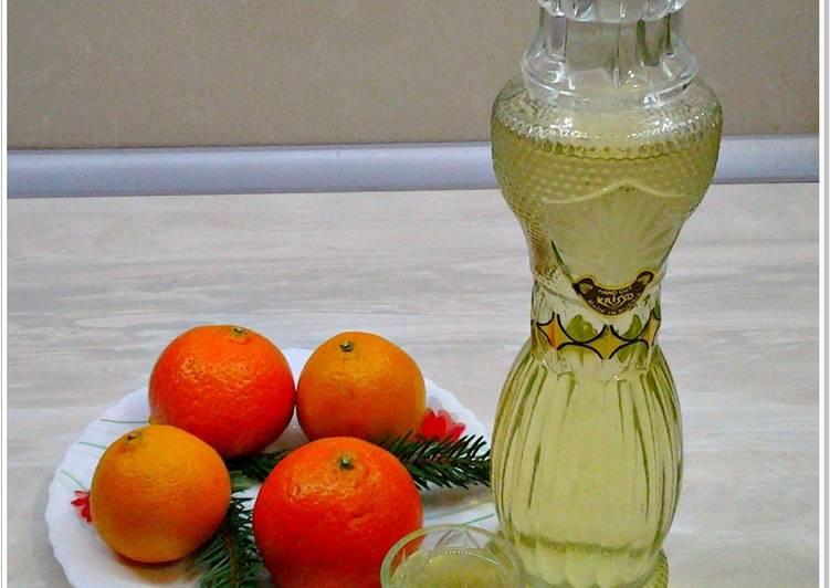 Настойка «Лимонная – скороспелая»