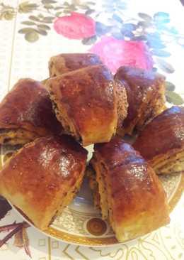 ПП булочки с корицей и маком #кулинарныймарафон