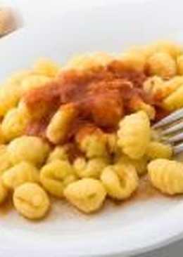 Ньоки. Рецепт итальянской кухни