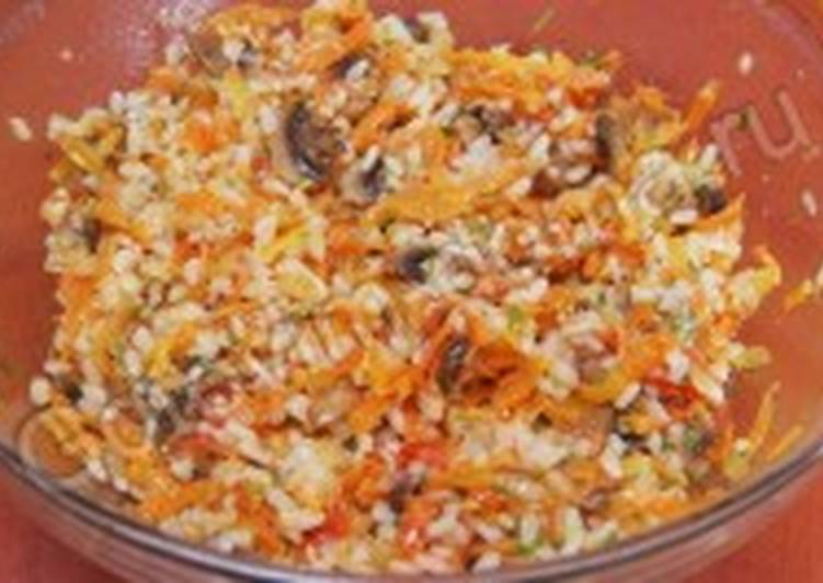 Голубцы с томатом в тесте