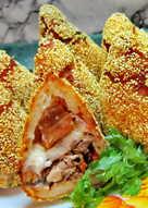 Бразильские куриные пирожки
