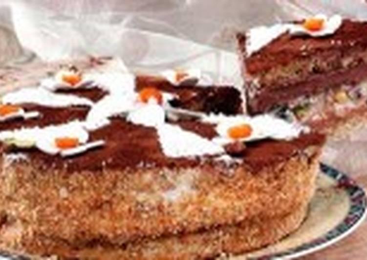 Торт «Ромашка»