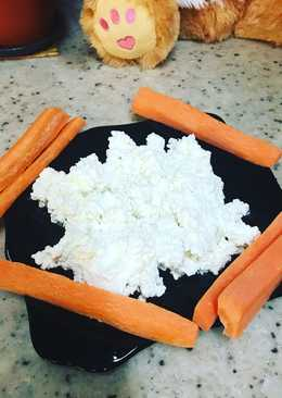 Творожный салат 🥕