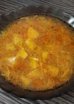 Суп лапша в мультиварке-скороварке