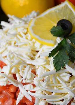 Салат с Тунцом на Праздничный Стол