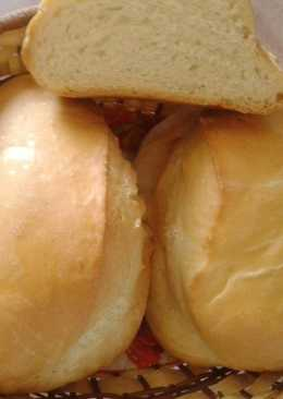 Городская булка в хлебопечке и духовке