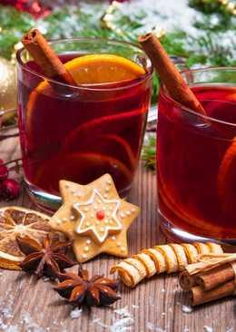 Глинтвейн - рождественский рецепт