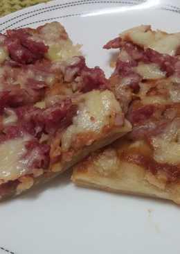Пицца ну очень вкусная