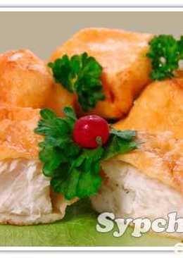 Рыба,жареная в кляре