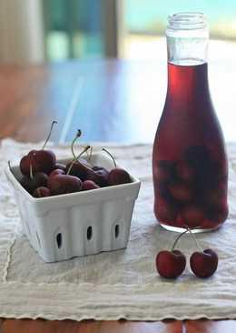 *вишневая* водка