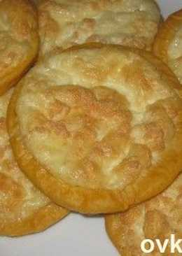 Картофельные ватрушки с сыром