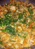 Тушёная капуста на сковороде